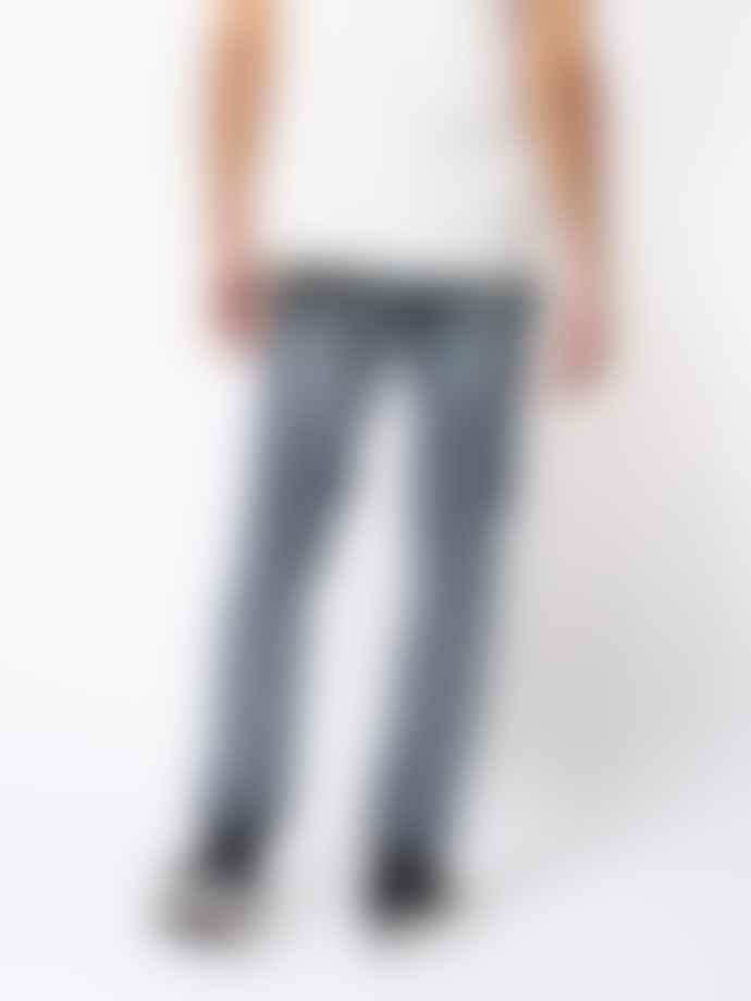 Nudie Jeans Lean Dean Broken Sage Jeans