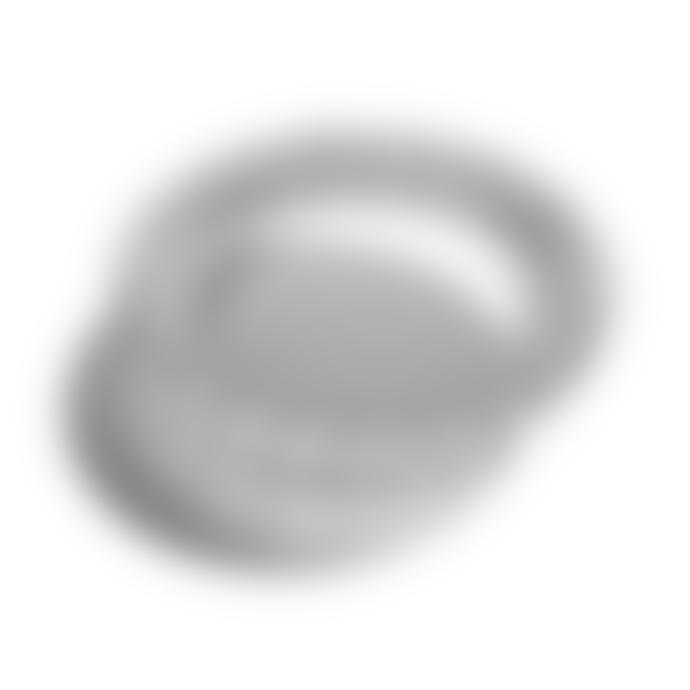 Alan Silverwood Ltd Deep Fluted Quiche Tin Loose Base 11 Inch