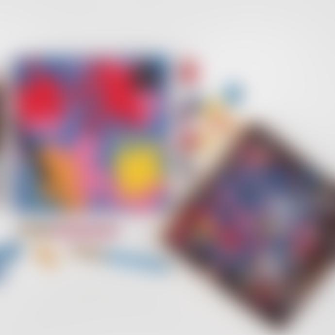Galison Andy Warhol Flowers 500 Piece Jigsaw Puzzle