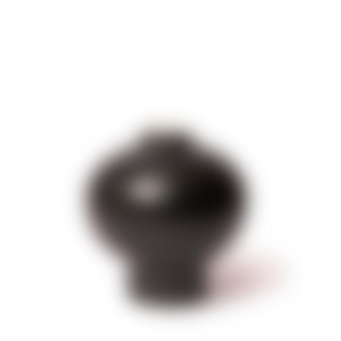 Lindform Cecilia Black Vase