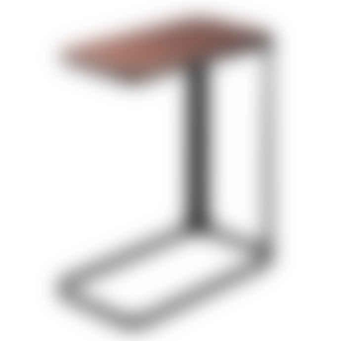 Yamazaki Frame Side Coffee Lounge Table In Black