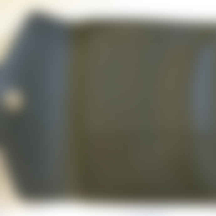 Craie Pliage Croco Jade Wallet