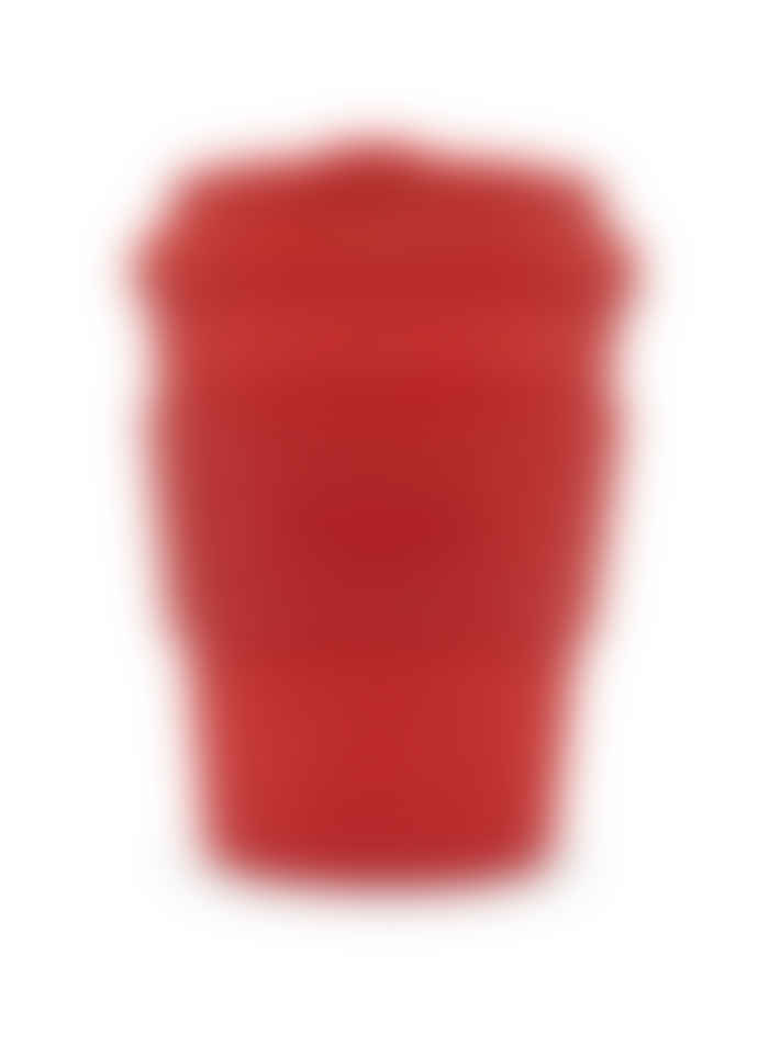 Ecoffee Cup Reusable 14 oz/400 ml Bamboo Coffee Cup With Silicone Sleeve And Lid