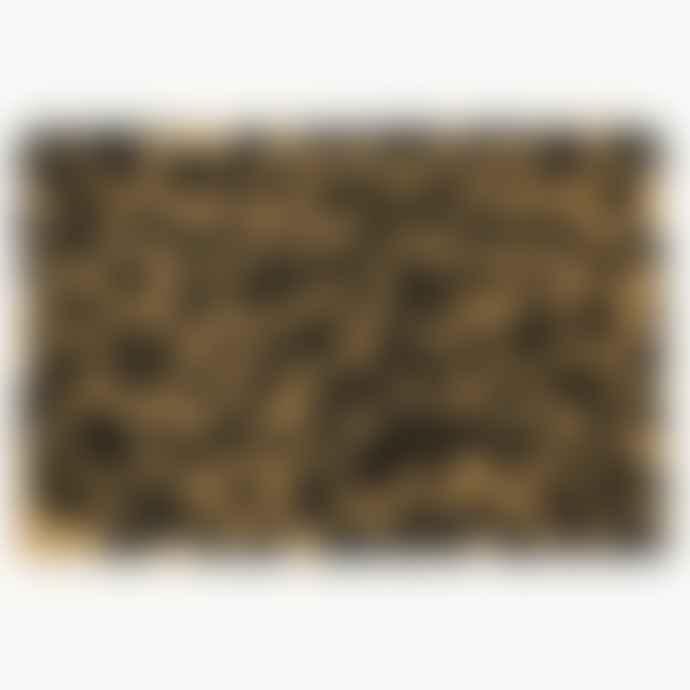 Artsy Leopard Print Doormat