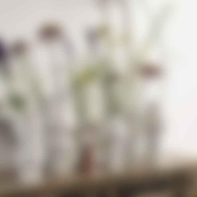 HK Living Speckled Clay Vase Angular L
