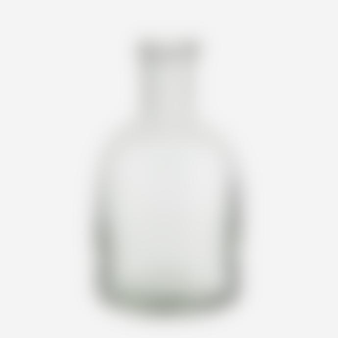 Madam Stoltz Small Glass Vase Bottle