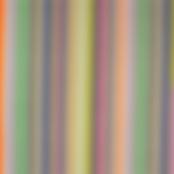 Afroart Multicolored Viola Cotton Fabric