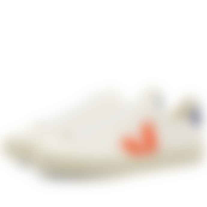Veja Veja Campo Easy Extra White Orange Fluo Cobalt