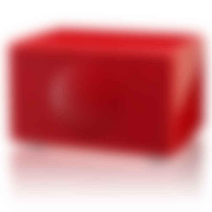 Geneva Hi-Fi Speaker Model M Red