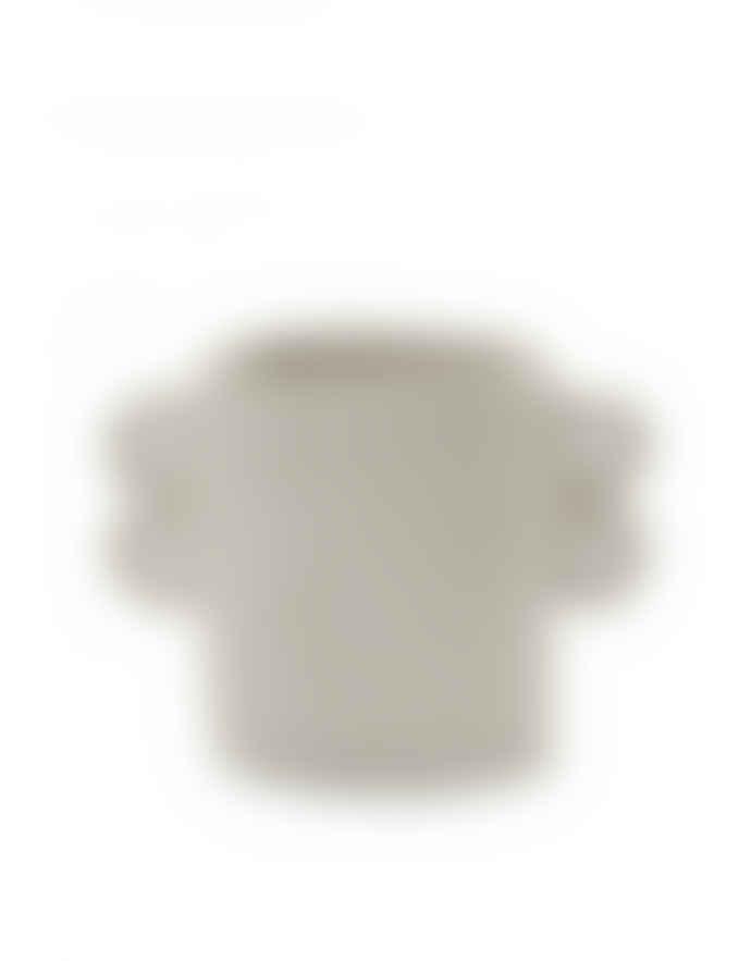 Serax Pot Marie Paper Mache Beige