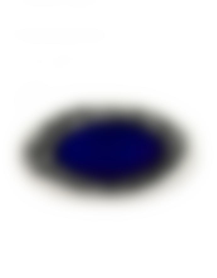 Serax Paola Navone Plate Blue Nomade