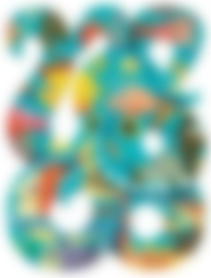 Djeco  Puzzle Art Octopus Jigsaw Age 7+