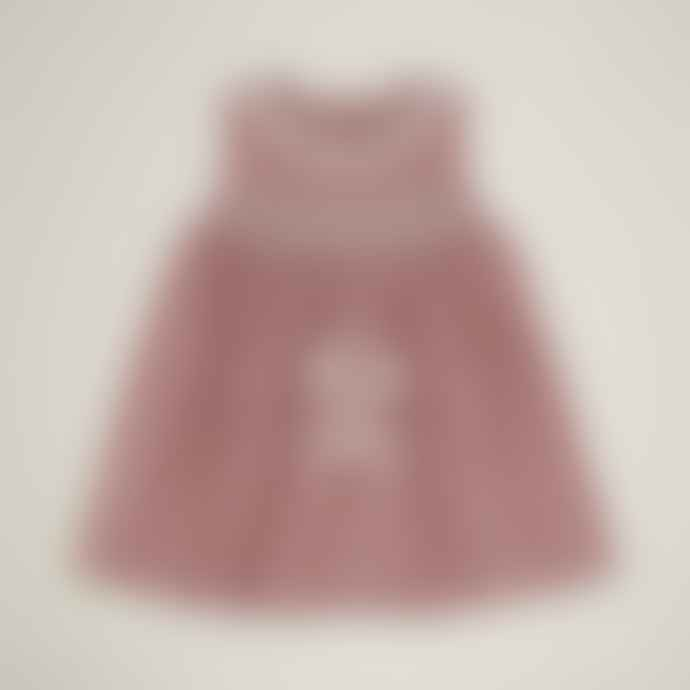 Apolina Maren Sundress Dark Quilt Print