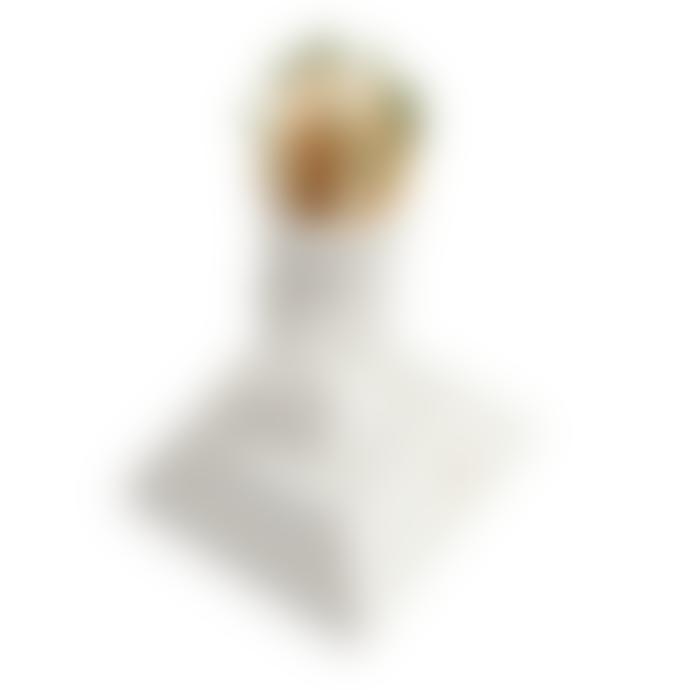Jonathan Adler White Porcelain Bisque I Scream Match Strikes