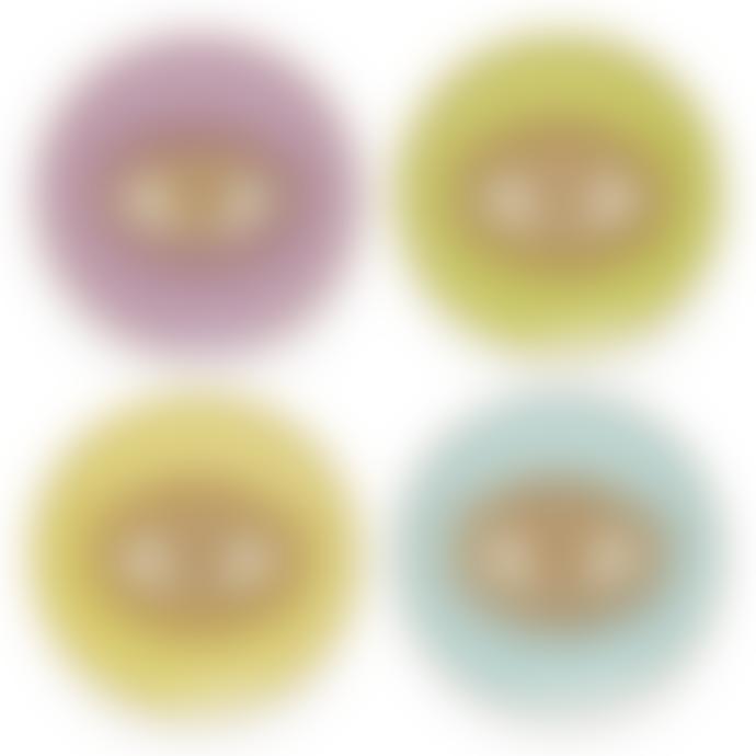 Jonathan Adler Set of 4 Le Wink Coaster