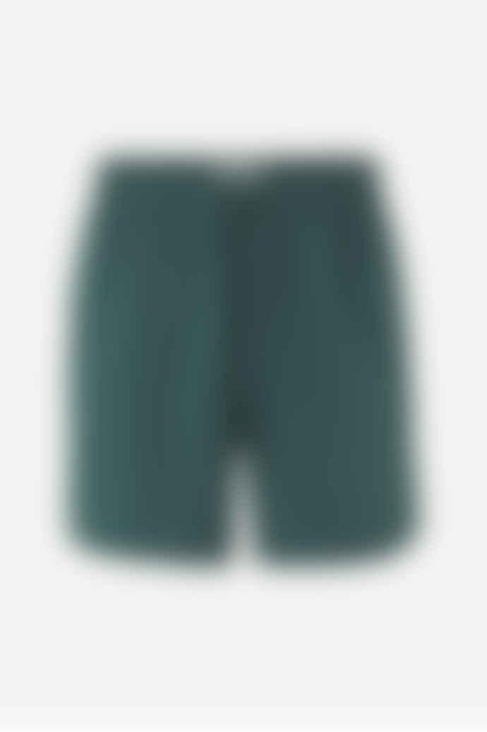 SamsoeSamsoe Moss Green Mason Swim Shorts