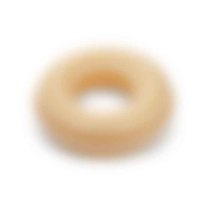 Liewood Baloo Swim Ring Stripe Yellow Mellow/Creme De La Creme