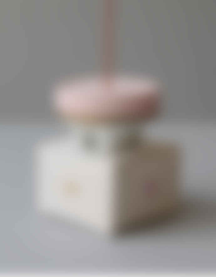 OIMU Mini Pale Pink Air Incense Burner
