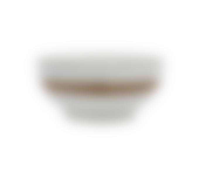 HKliving Set of 2 70's Ceramic Pasta Bowls