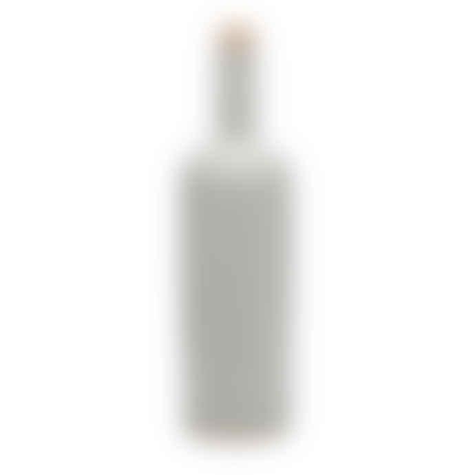 Hasami Porcelain Grey Bottle