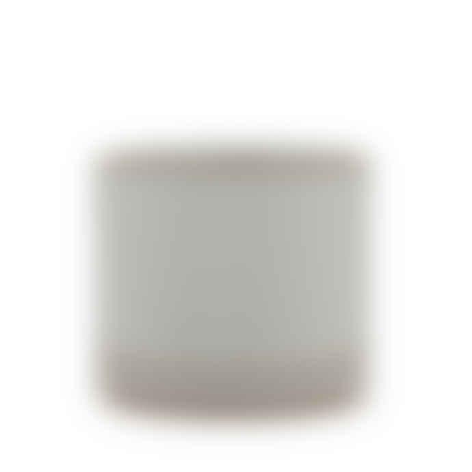 Hasami Porcelain Grey Planter