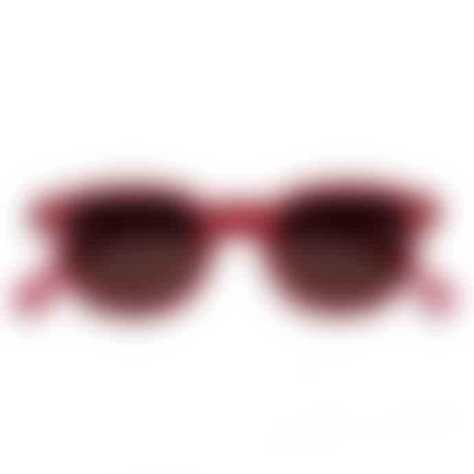 IZIPIZI Style C Sunset Pink Sunglasses