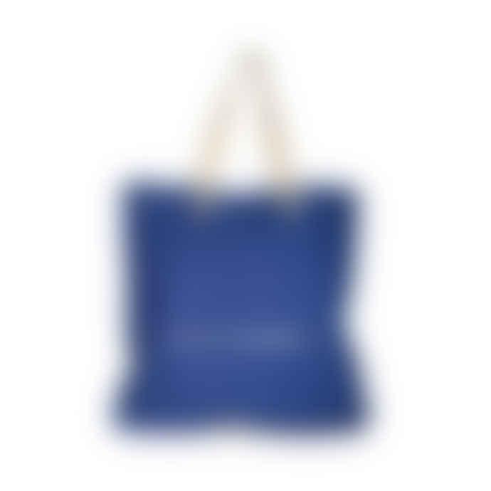 Craie Blue Hus Amoureux Tote Bag