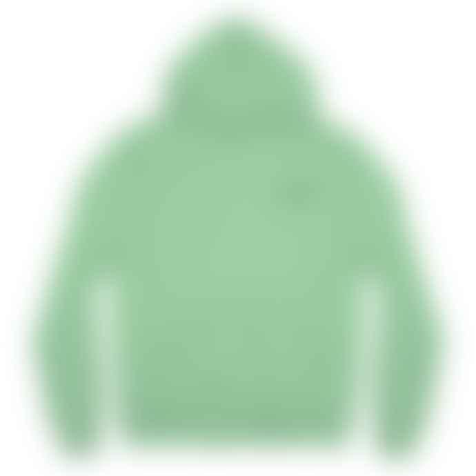 dedicated Mint Falun Dedicated Logo Hoodie