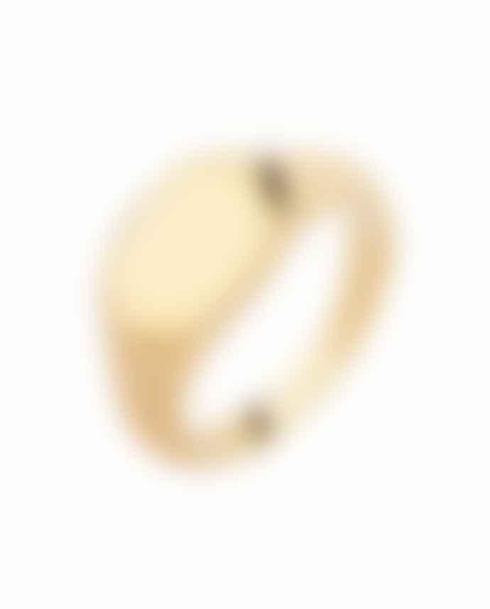 Maria Black Gordon Ring Gold