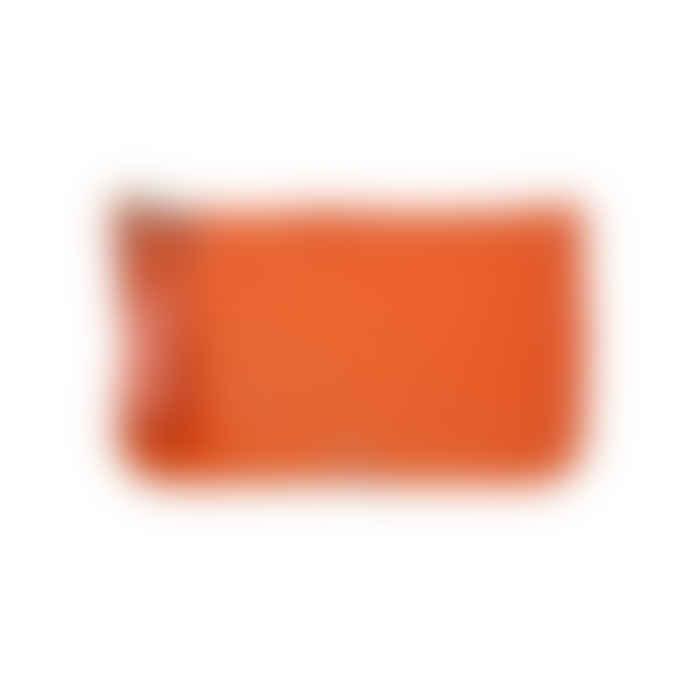 Craie Orange Nylon Toiletery Bag