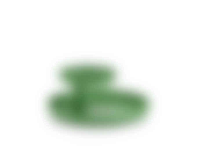 Vitra Palm Green ABS Plastic Rotary Tray