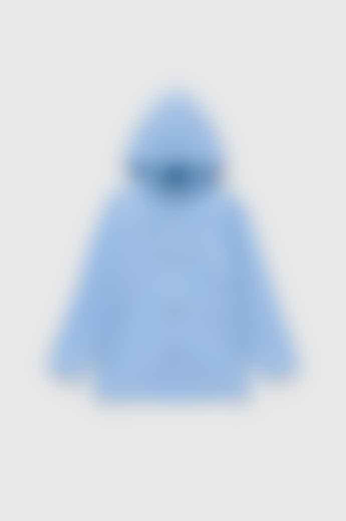Stutterheim Mini Raincoat Light Blue