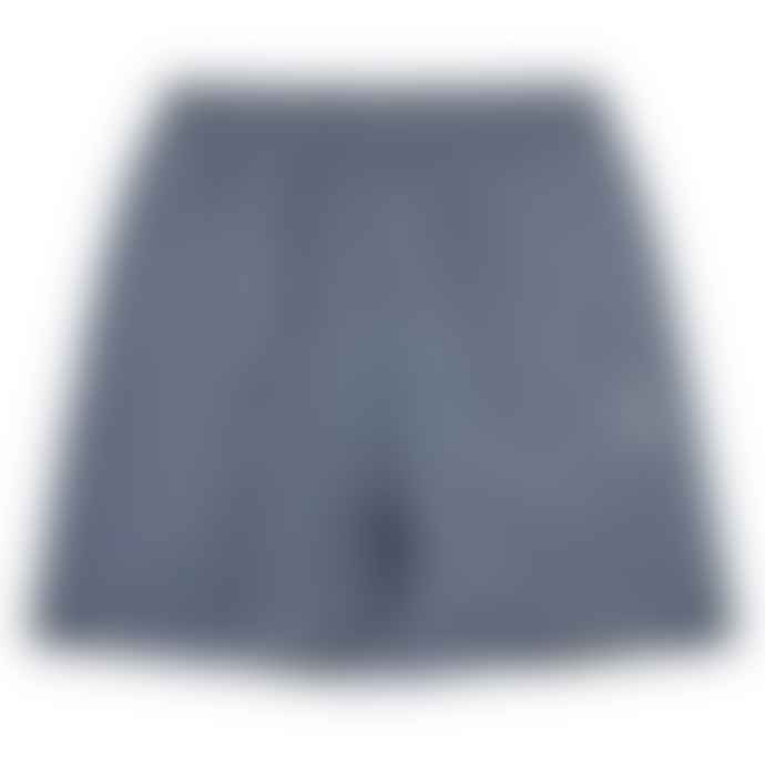 Woodbird Dust Blue Hansi Track Shorts