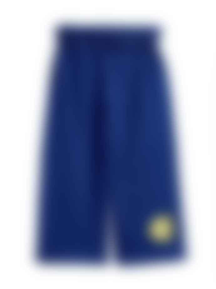 Mini Rodini SS 20 Denim Paper Bag Trousers