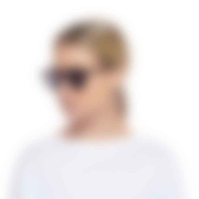 Le Specs Teen Spirit Deux Matte Tort-Smoke Mono Polarized Sunglasses