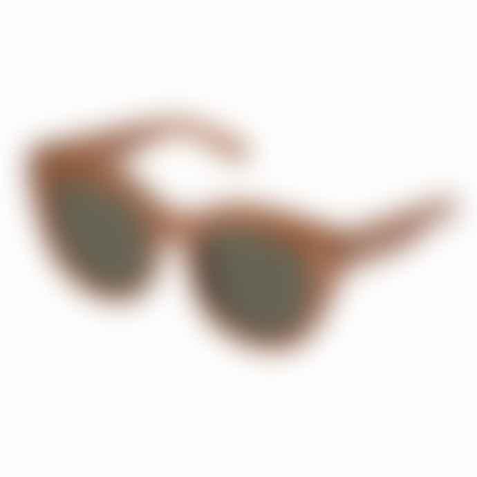 Le Specs Air Heart Caramel Sunglasses