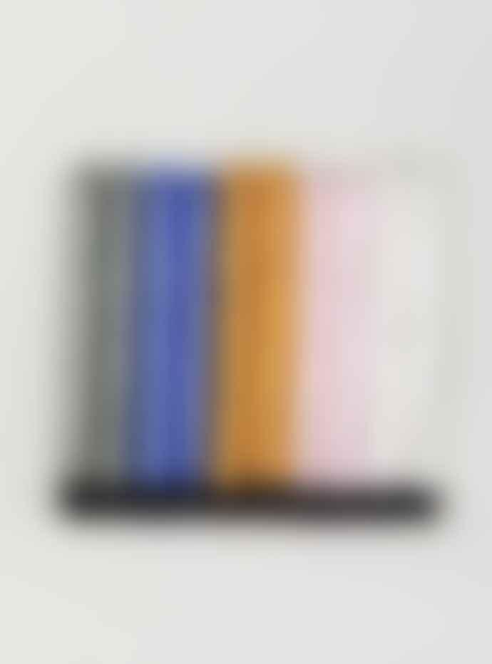 Studio About Glass Candle Smoke 2-Pack