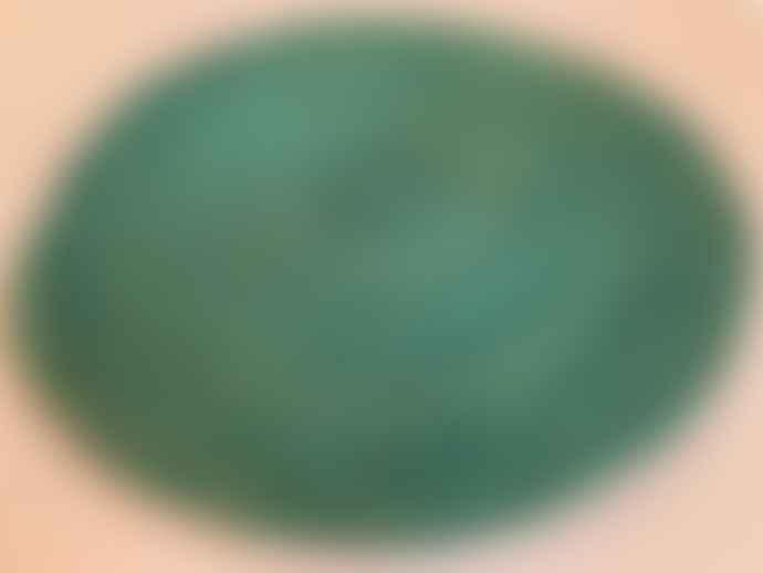 Rocaflor  Round Coloured Jute Placemat
