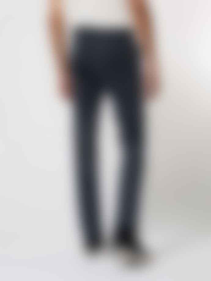 Nudie Jeans Slim Adam Dark Midnight Chino