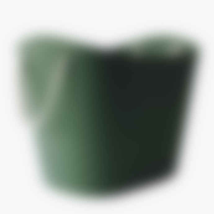 Hachiman Multipurpose Basket Balcolore - Dark Green Small