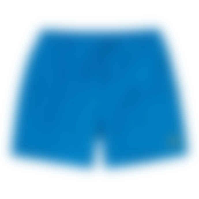 Carhartt Wip Menswear Chase Swim Shorts Azzuro