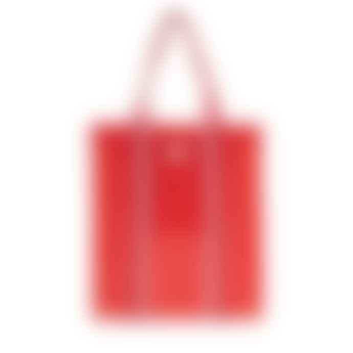 Kitsch Kitchen Red Mesh Shopper