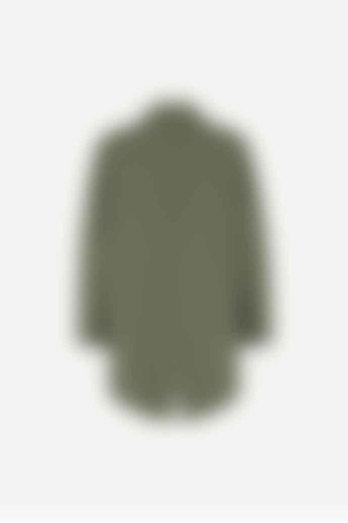 SamsoeSamsoe Green Organic Cotton Lerum Coat