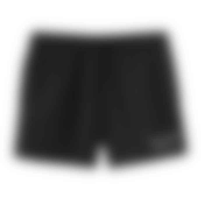 Emporio Armani  Logo Swim Shorts Black