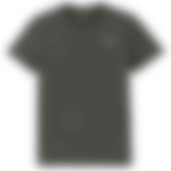 Emporio Armani  Core Id T Shirt Iron Gate Grey