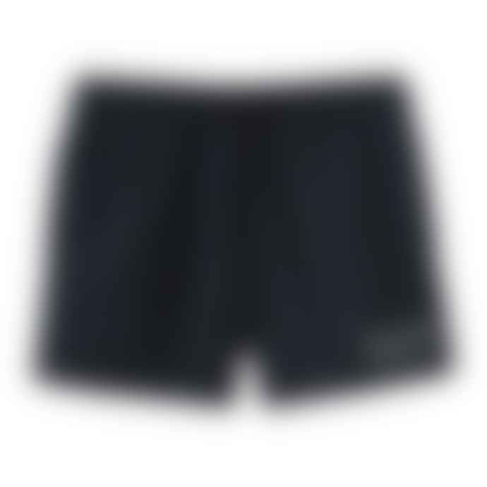Emporio Armani  Logo Swim Shorts Navy