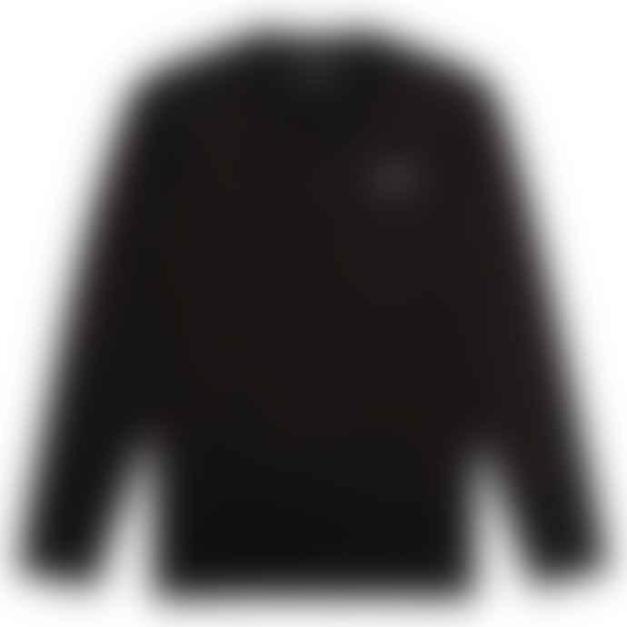 Emporio Armani  Ea 7 Core Id Long Sleeve T Shirt Black