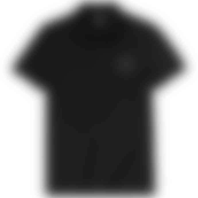 Emporio Armani  Core Id Jersey Polo Black