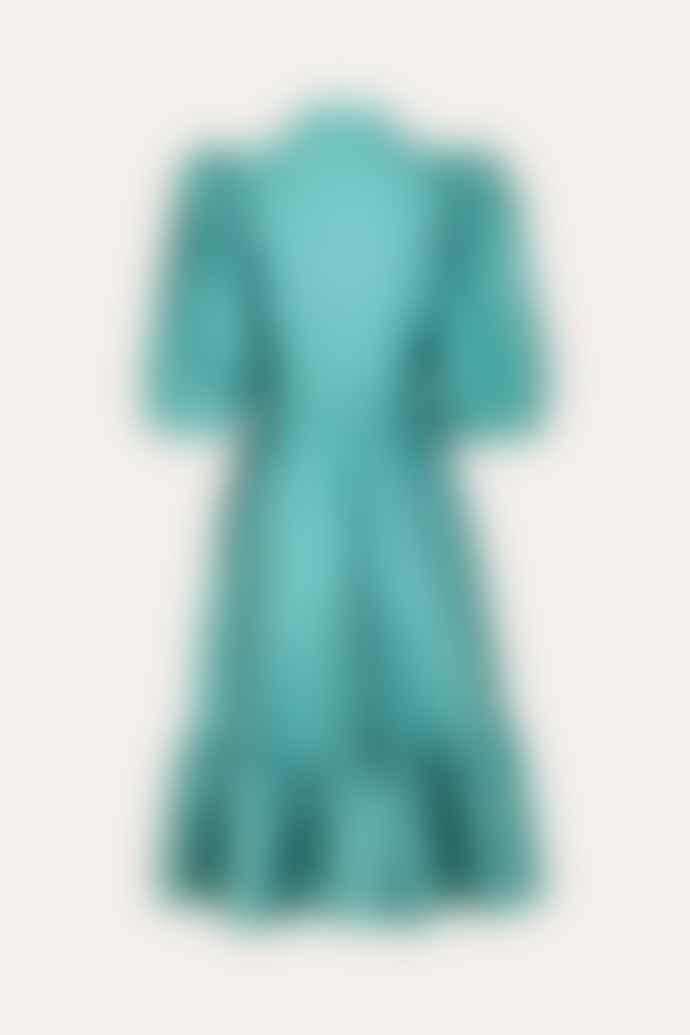 Stine Goya Chinie Dress Aqua