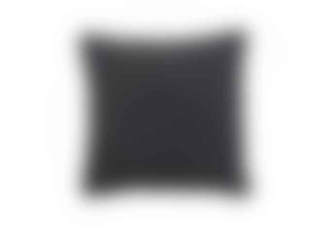 Broste Copenhagen Cushion Quilt Ring Majo Blue
